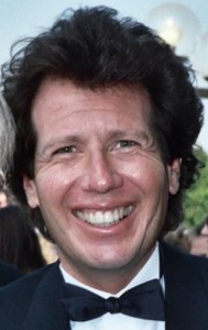 Shandling at the Emmy's (Credit: Alan Light)