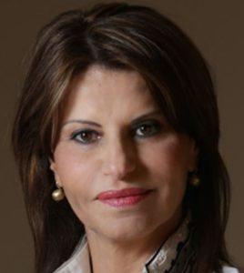 Dalia Itzik, Israel's First Female President (הצלם אלכס קולומויסקי וידיעות אחרונות)
