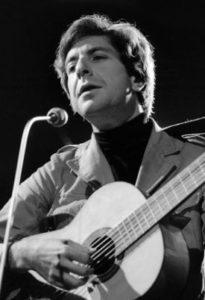 Leonard Cohen (Credit: CBC)