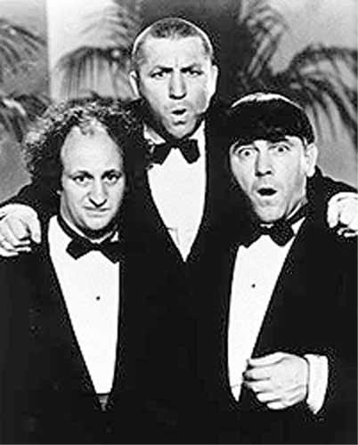 Jews of the Week: The Three Stooges | Jew of the Week