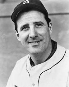 Hank Greenberg - 'The Hebrew Hammer'