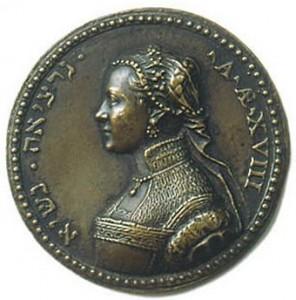 Commemorative Coin of Dona Gracia Mendes