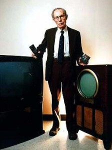 Robert Adler & the TV Remote