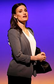 Idina Menzel in 'If/Then' (Photo Credit: Joan Marcus, www.joanmarcusphotography.com/)