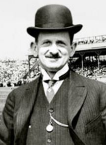 Barney Dreyfuss, creator of the World Series
