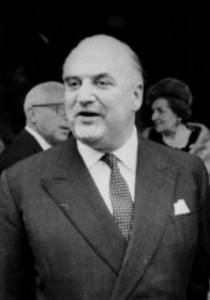 George Weidenfeld (Credit: Getty Images)