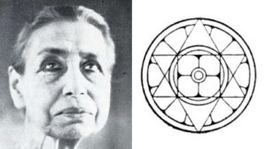 Alfassa and her symbol