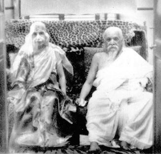 Alfassa and Sri Aurobindo